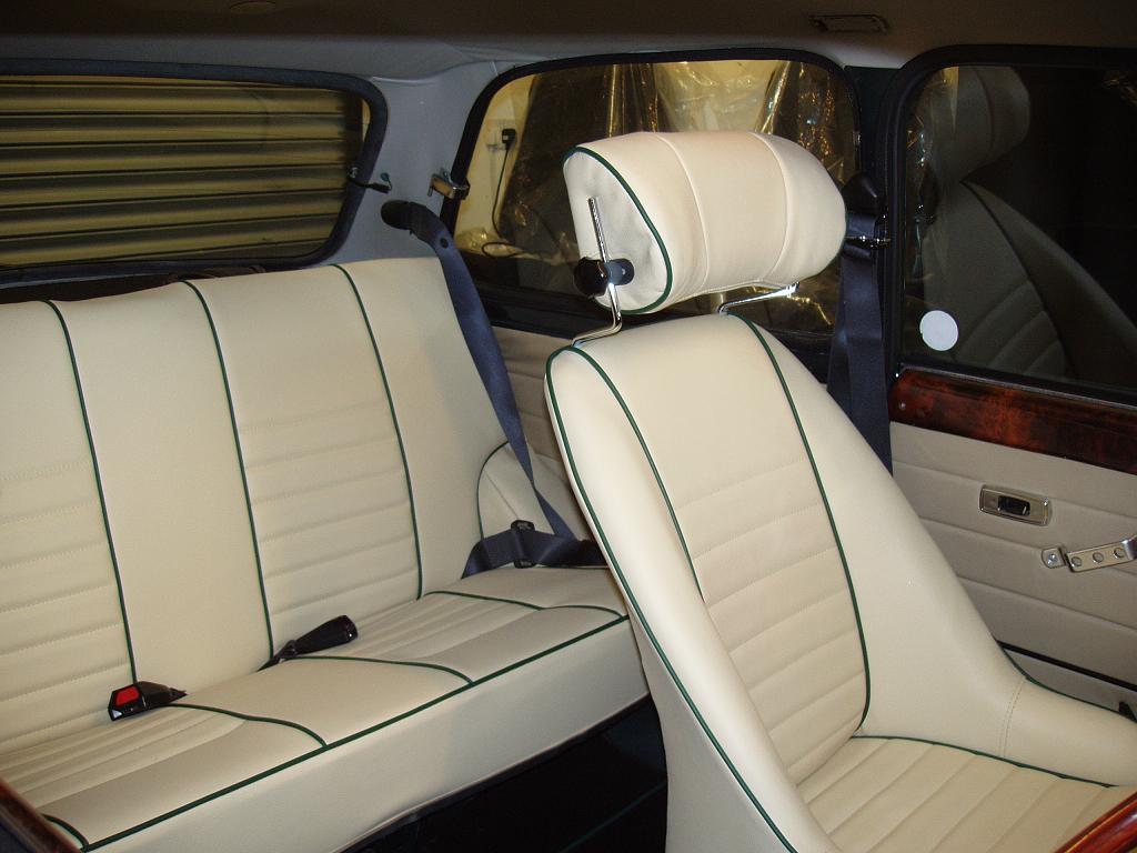 Carpet Fitting Cost >> Classic Ford Concours Concours Mini Interior Kits from ...