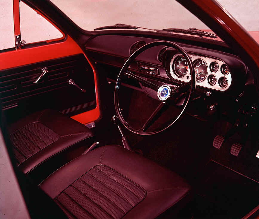 Concours interior kit - everything for your MK1 RS1600,
