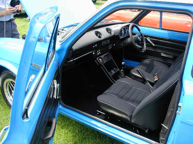 Concours interior kit - everything for your MK1 RS1600
