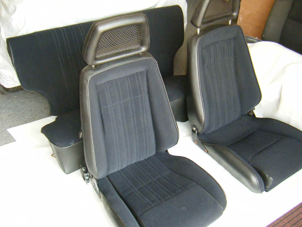 Classic Ford Interior Parts from Classictrim.co.uk